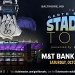 Garth Brooks to Perform at M&T Bank Stadium on October 2nd