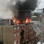 Federal Hill Fire Damages Six Homes