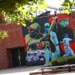 Negro League Baseball Mural Added to Oriole Park at Camden Yards
