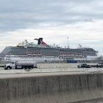 Cruise Ship Returns to South Baltimore