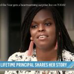 Digital Harbor High School Principal Dr. Taiisha Swinton-Buck Honored on 'TODAY' Show