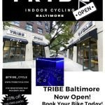 Tribe Cycle Opens its Studio at McHenry Row in Locust Point